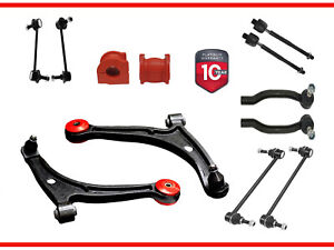 14PC Entire Front/Rear Suspension Kit with Front Bushings Acura MDX Honda Pilot