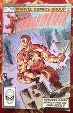 Daredevil #191 (Marvel, 1982) Last Frank Miller DD High Grade! Netflix (VF)
