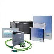 6AV6651-7HA01-3AA4 Siemens STARTERKIT S7-1200+KP300 BASIC AC/DC/RLY