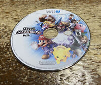 Super Smash Bros.-Disc Only-Nintendo Wii - Wii U