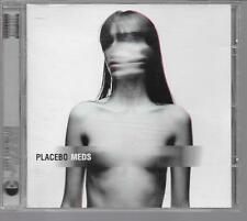 CD ALBUM 13 TITRES--PLACEBO--MEDS--2006