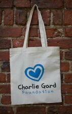 Tote Bag White, Charlie Gard Foundation