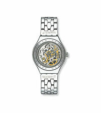 Swatch Body and Soul Skeleton Automatic Analogue Watch YAS100G