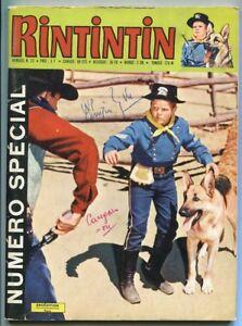 Rintintin # 23 (1971) + Autocollants Galons Insignes