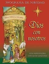 Dios con Nosotros by Maria Ester De Sturtz (2006, Paperback)