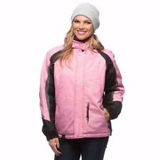 MOSSI® 2XL Pink & Black Outdoor Ski/Snowboard Jacket *NWT*