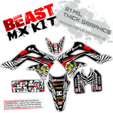 1997 1998 1999 HONDA CR 250 DIRT BIKE GRAPHICS KIT CR250 MOTOCROSS MX DECALS