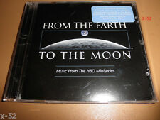FROM THE EARTH TO MOON soundtrack CD donovan WHO kamen ARCHIES bobby darin CHORD