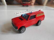 Majorette Range Rover Rescue Unit in Red
