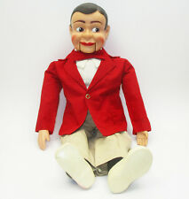 1960's JERRY MAHONEY WITH BOX Ventriloquist Dummy doll puppet Paul Winchell