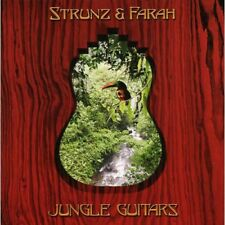Strunz & Farah - Jungle Guitars [New CD]
