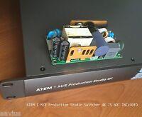 Replacement Power Supply for Blackmagic ATEM 1 M/E Production Studio Switcher 4K