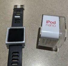 iPod Nano 6th Gen. Product RED (rare) 8GB + TikTok Lunatik watch bracelet