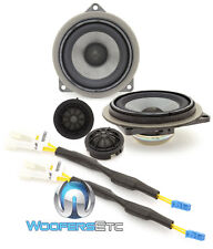 """ROCKFORD FOSGATE POWER T3-BMW2 4"""" COMPONENT SPEAKERS SELECT BMW 2008-2010 MODELS"""