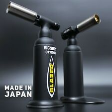Brand New Big Shot Torch Gt8000 by Blazer Limited Edition Black Made in Japan