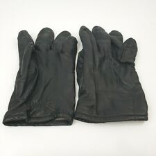 WILSONS LEATHER sz XL Men's Leather Cashmere Lined Gloves VINTAGE Driving