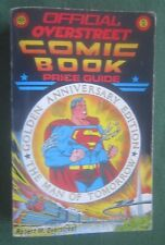 The Comic Book Price Guide #18 softcover Robert Overstreet 1988 Superman DC