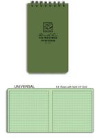 Rite In The Rain 3 x 5 (Small)  All Weather Note Book OD