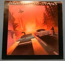 NEIL YOUNG TRANS XGHS 2018 VINYL LP 1982 CANADA ORIG PRESS PLAYS GREAT! VG++!!