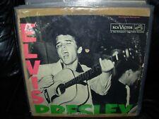 ELVIS PRESLEY self titled / debut lp ( rock ) rca 1254 stereo