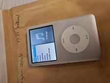 Apple iPod Clásico 7th generación 120GB-Plata