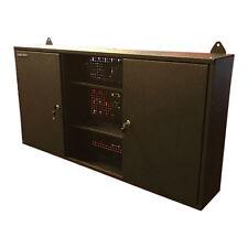 176 US Pro Tools Nero supporto metallo Garage contenitore Cappa cassetta