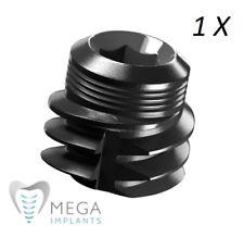 1 X SHORT DENTAL IMPLANTS MI-3 | INTERNAL HEX | 6 X 6