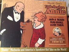 Harold Gray's Little Orphan Annie -Volume Three Daily & Sunday Comics 1929 - 31