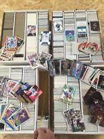 Mixed Sports Cards Lot Gift Grab Bag Baseball Football Basketball Lot Set Bulk
