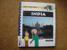 tintin's da viaggio diari - India - Copertina rigida EDIZIONE