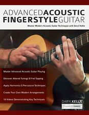 Advanced Acoustic Fingerstyle Guitar + Audio