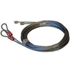 """Garage Door Cables For Torsion Spring 12' Long Door(162"""")Clopay,Wayne Dalton,CHI"""