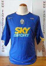 Camiseta Futbol Juventus Torino 2004-2005 Nike Away Shirt Trikot Maglia