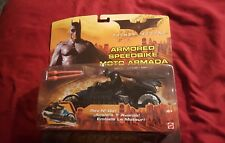 Batman Toy on Armored Speedbike Moto Armada by Mattel from Batman Begins