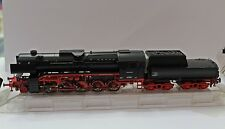 Trix H0: 22226 Dampflok BR 42 001 mit Wannentender, DR/DDR, Ep. III, mit Sound