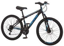 """Mongoose Excursion 21-Speeds Mountain Style Frame Bike 24"""" Wheels Boys Bicycles"""