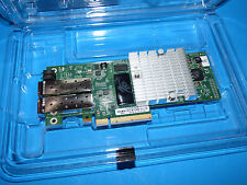 HP QLogic QLE3242-CU 2-Port 10G PCI-e Adapter 10Gb NE3210406-01 NO Bezel