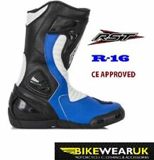 CE Approved Motorcycle Boots Lorica Upper