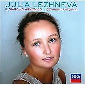 Julia Lezhneva - Alleluia - Il Giardino Armonico / Giovanni Antonini (2013)
