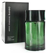 BAMBU de ADOLFO DOMINGUEZ - Colonia / Perfume 120 mL -- Man / Hombre / Uomo