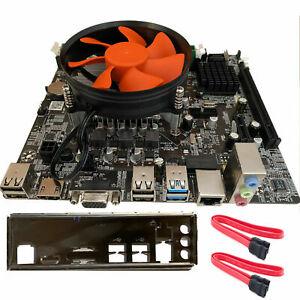New Intel Core i7 16GB DDR3 USB3 HDMI Gaming Desktop Motherboard CPU RAM Combo