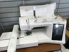 New Baby Lock Ellisimo Gold Embroidery & Sewing Machine