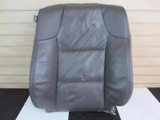2011-2013 Honda Odyssey Passenger Seat Back Cover Leather Gray w/ Module