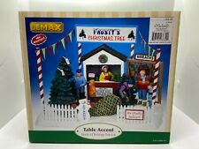 LEMAX FROSTY'S CHRISTMAS TREE LOT 2010 Accessory #03830