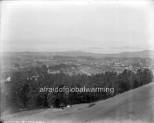 Photo 1897 View Down on Berkeley California