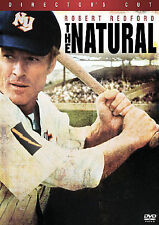 The Natural (DVD, 2007, 2-Disc Set, Directors Cut)