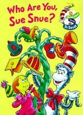 Who Are You, Sue Snue? [The Wubbulous World of Dr. Seuss]