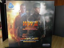 Hayden Christ 1/6 scale german soldier WWII with granatwerfer 42 + ammunition