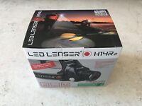 Led Lenser H14R.2 850 Lumen Batterie Lampe Frontale et Lampe Vélo 7299-R
