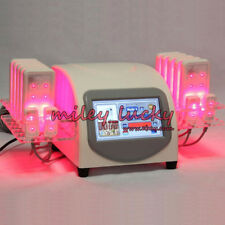Professional Weight Loss Lipo Low Cold Laser Slimming Fat Burner Removal Machine
